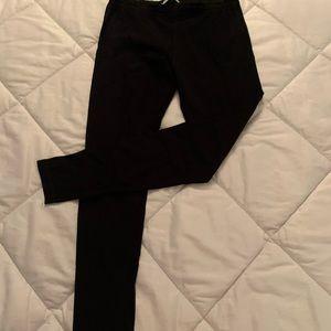 Select brand black leggings size 12